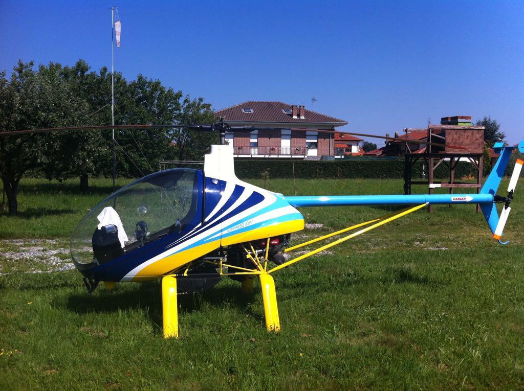 Elicottero Ultraleggero Usato : Elicottero ch kompress usato mercatino ultraleggero